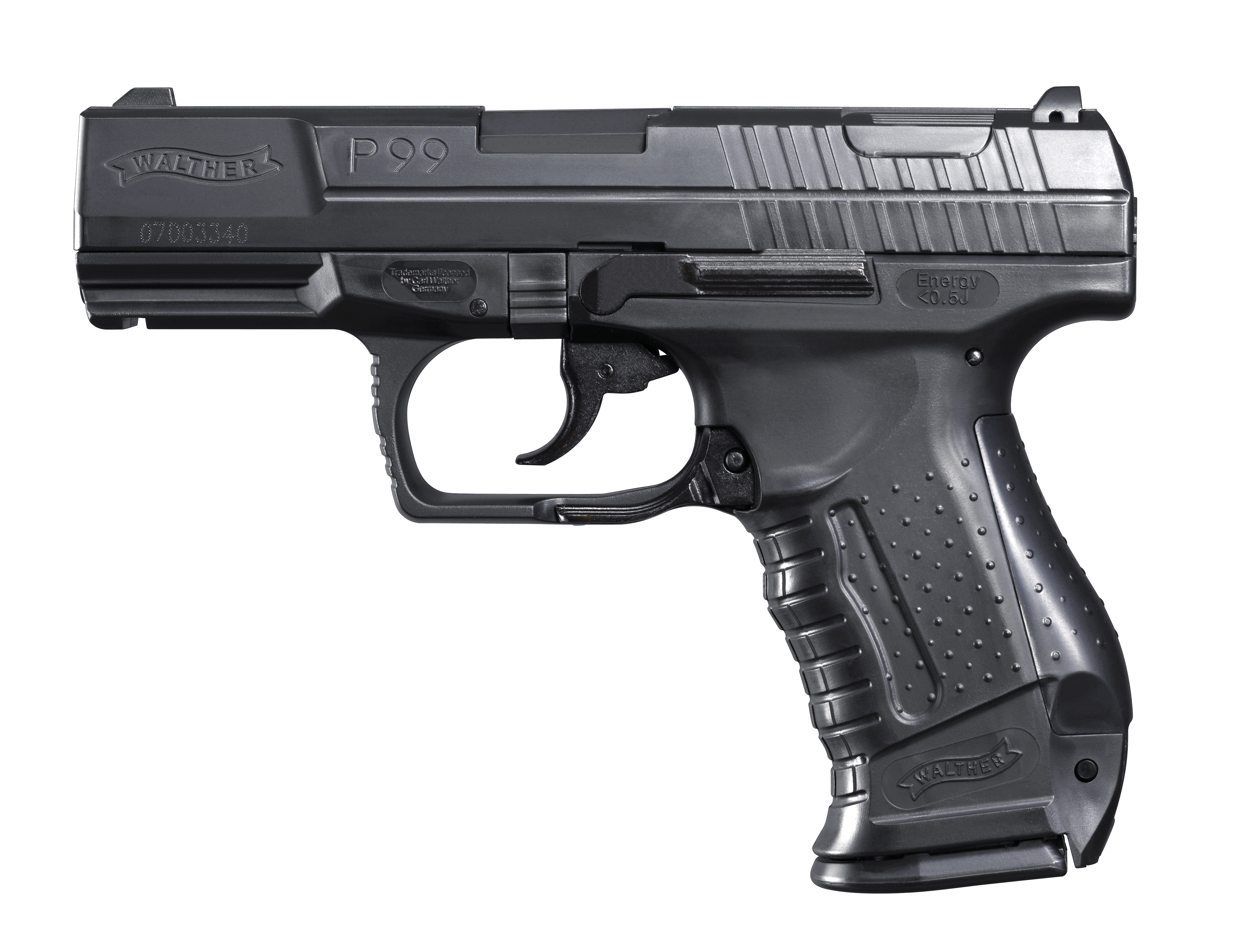 WALTHER (Umarex) Airsoft Spring Operated P99