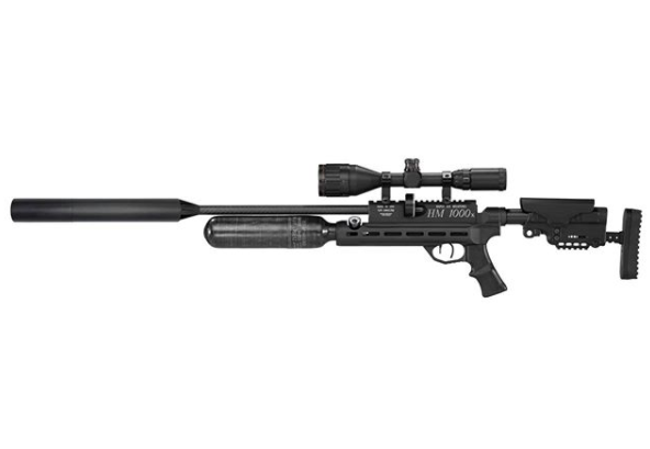 RAW PCP Rifle HM1000X LRT Chassis