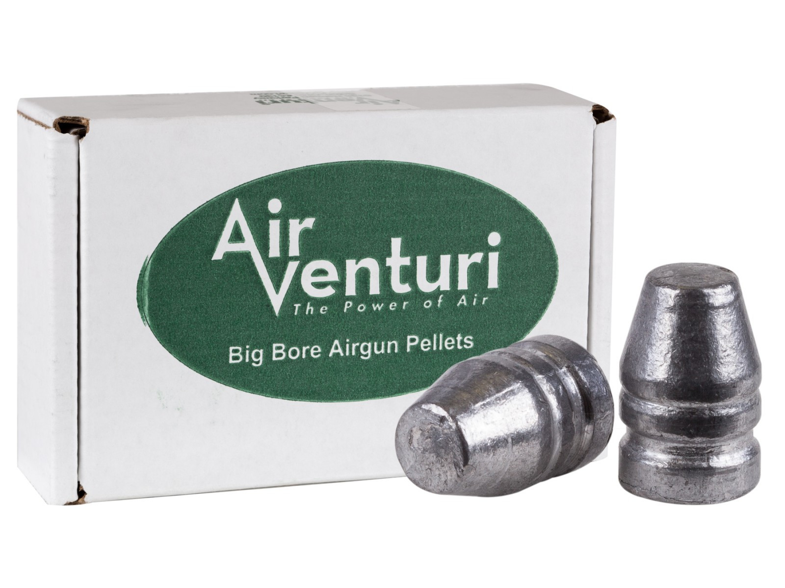 AIR VENTURI .356 127 gr. Flat Nose 100ct