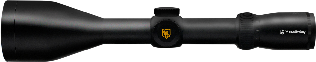 NIKKO STIRLING Rifle Scope Diamond Hunting