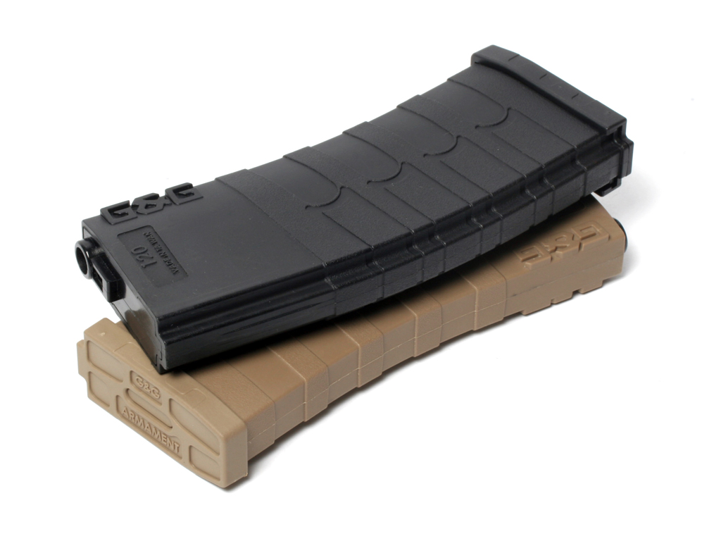 G&G 120R Mid-Cap Magazine for GR16