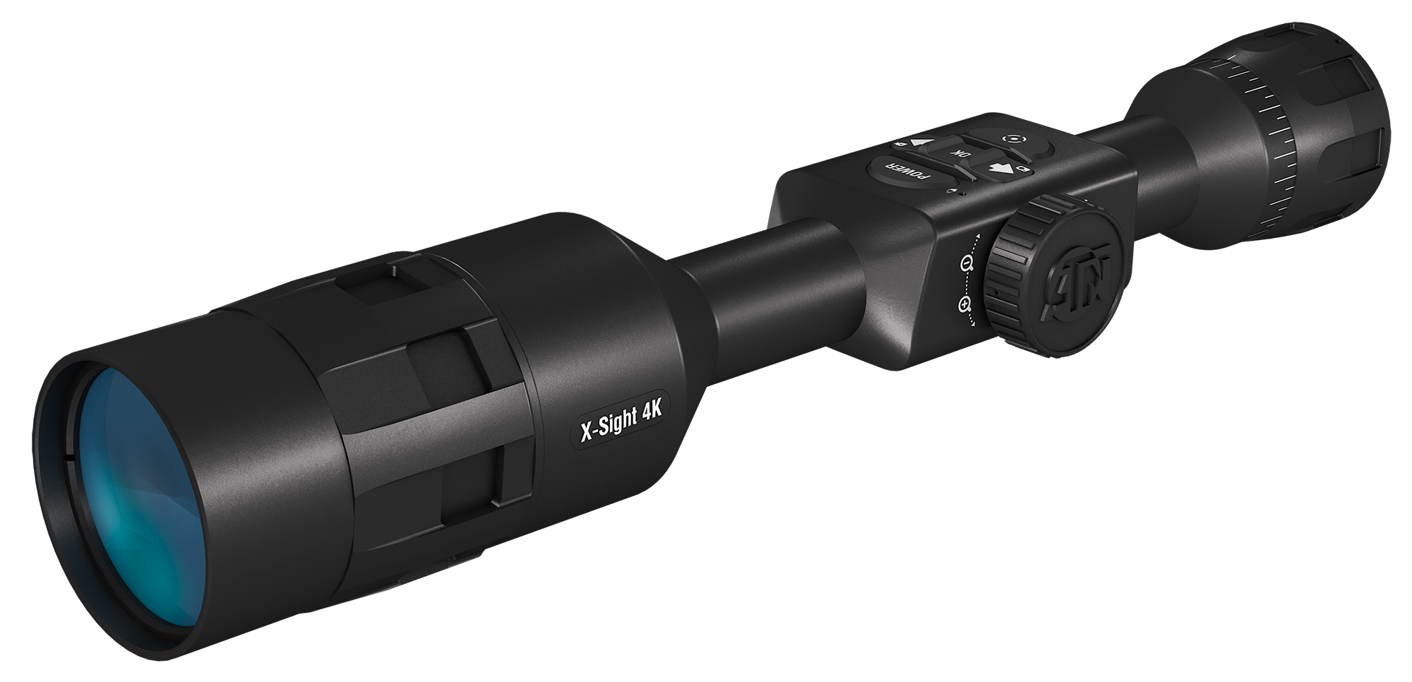 ATN Rifle Scope Day & Night X-Sight 4K Pro Edition