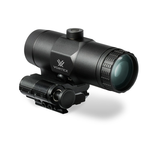 VORTEX VMX-3T Magnifier w/ built in Flip Mount