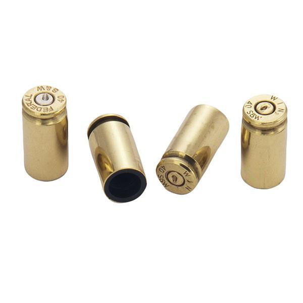 LUCKY SHOT Valve Stem Covers .40 cal (4 pcs)