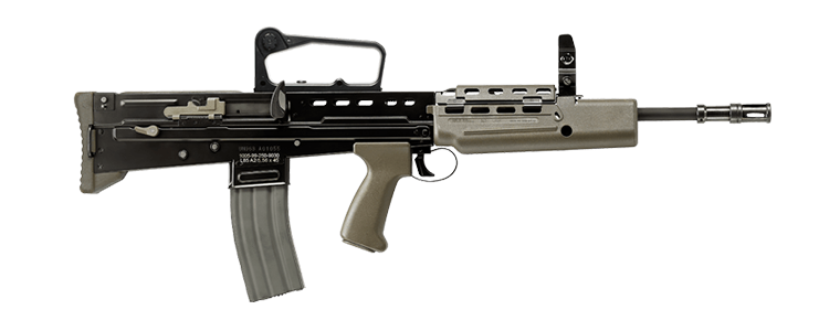 G&G Airsoft Rifle L85 A2 ETU EBB