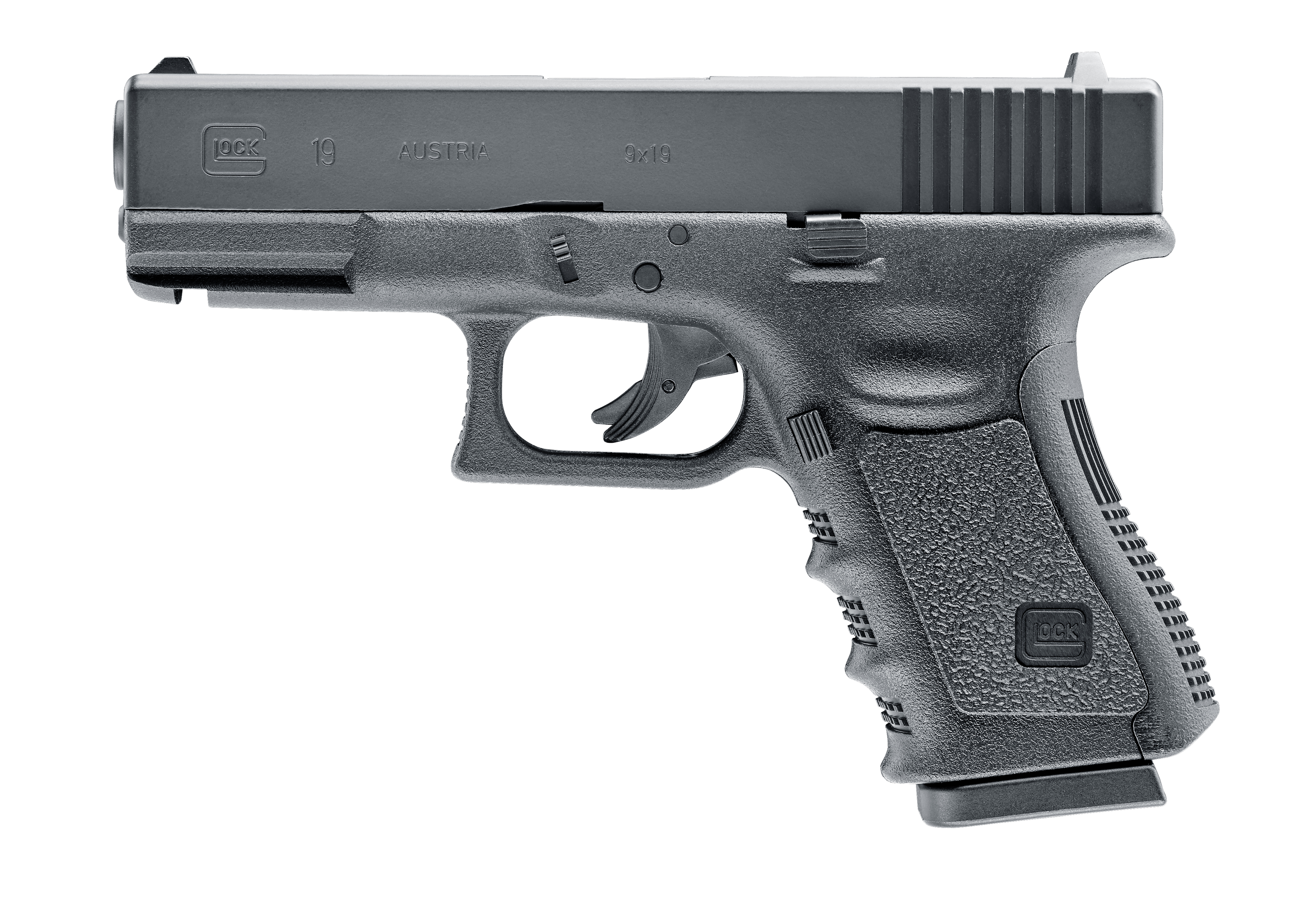 GLOCK (Umarex) Airsoft CO2 G19 NBB