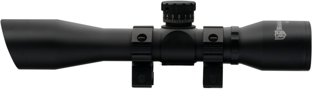 NIKKO STIRLING Rifle Scope Tactical Compact
