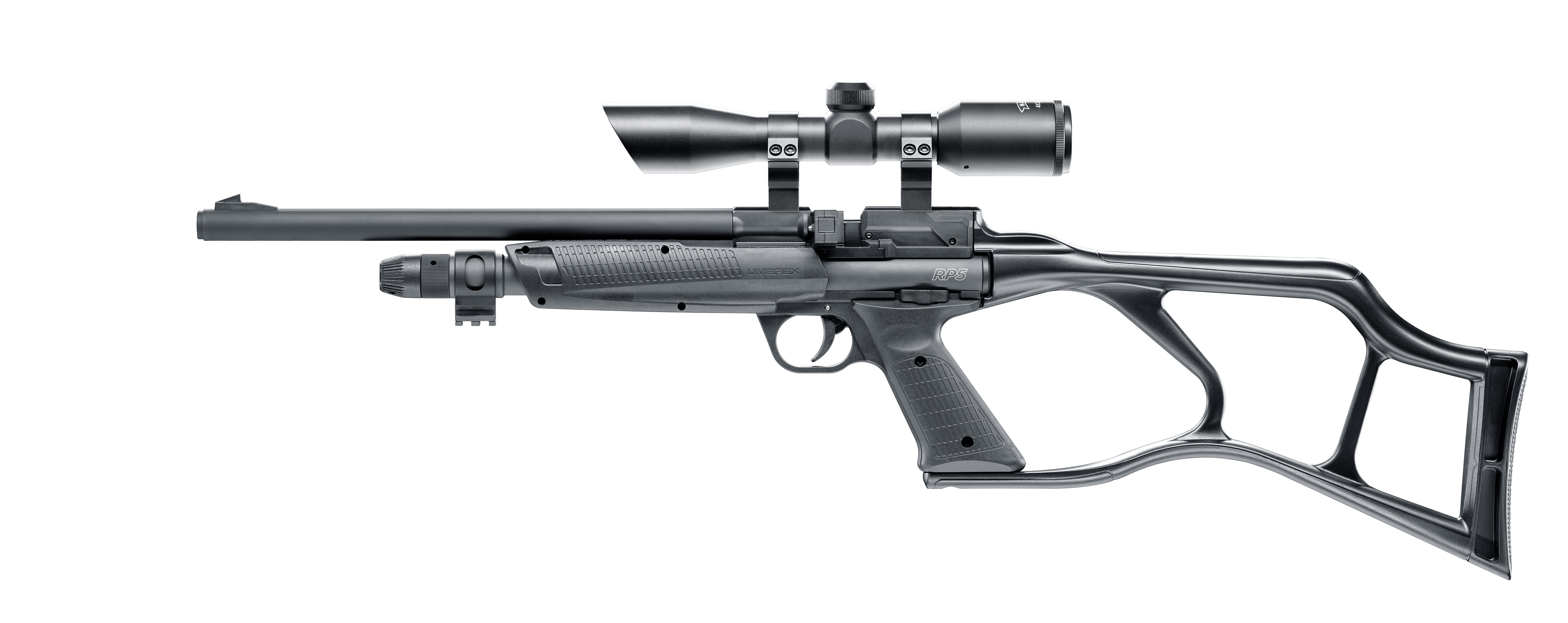 Umarex CO2 Airgun RP5 Carbine Kit