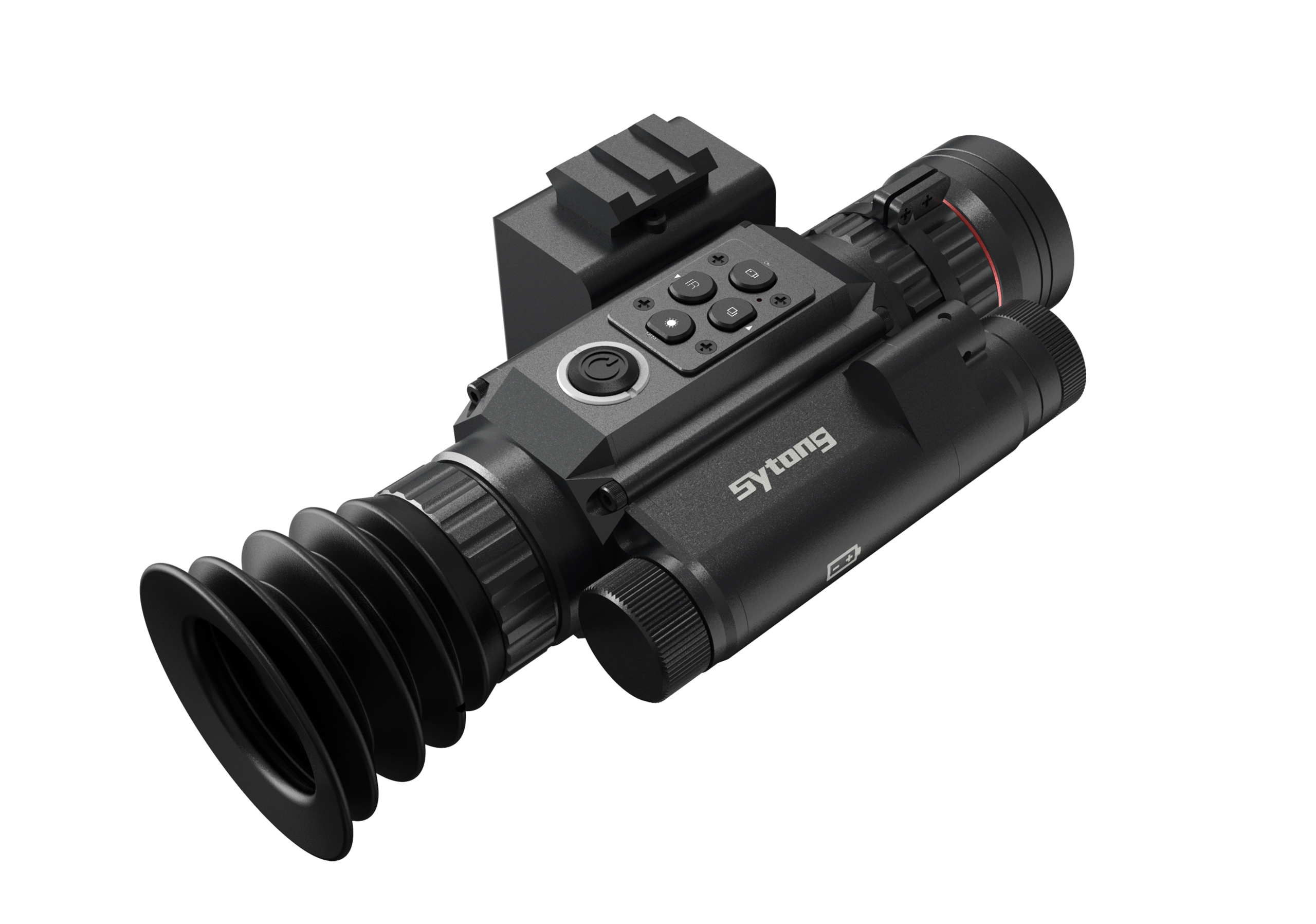 SYTONG Rifle Scope Day & Night HT-60 LRF
