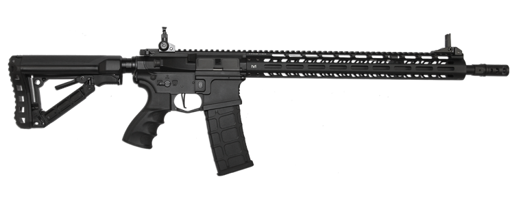 G&G Airsoft Rifle TR16 MBR 556WH