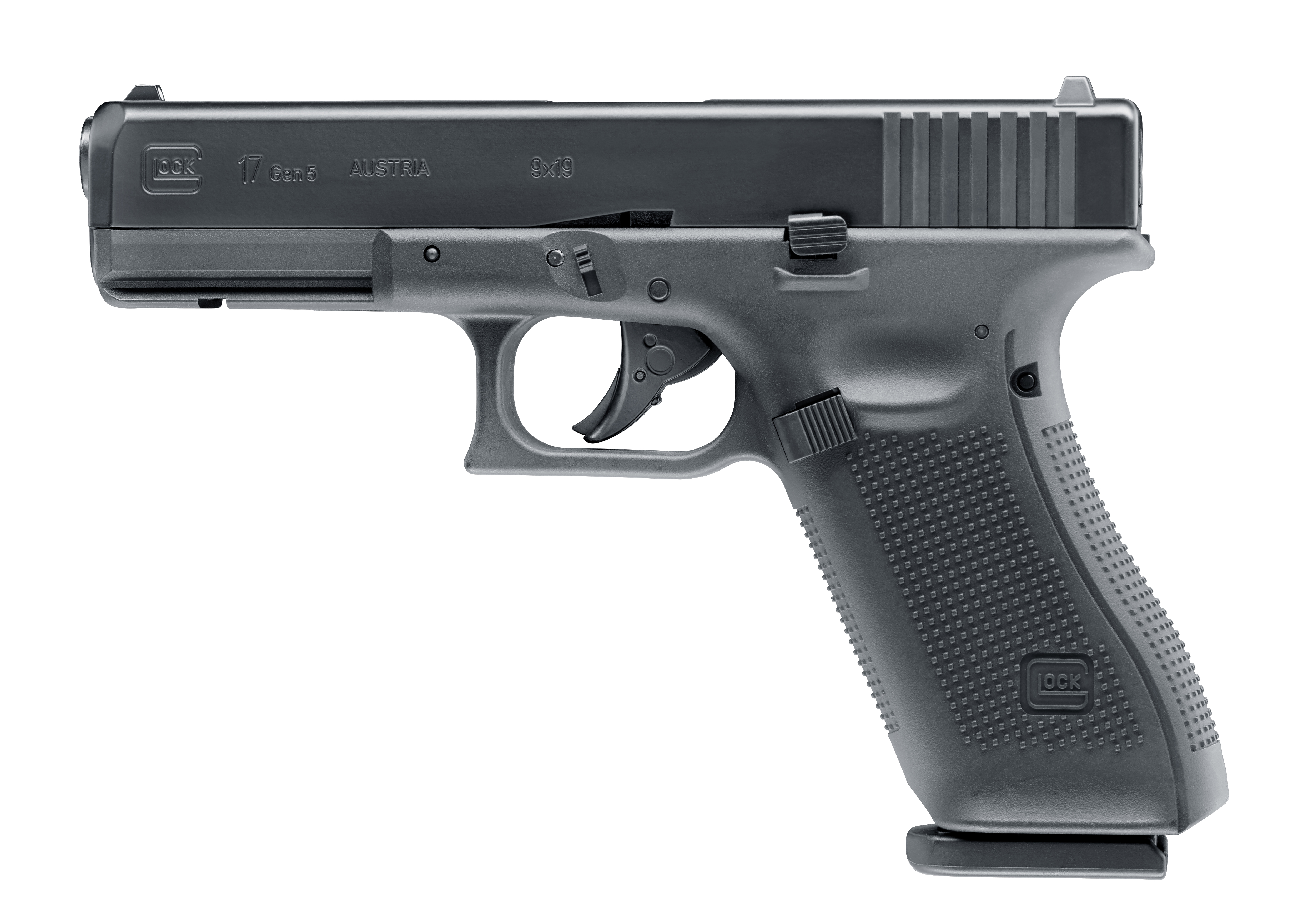 GLOCK (Umarex) Airsoft CO2 G17 Gen5 2,0J
