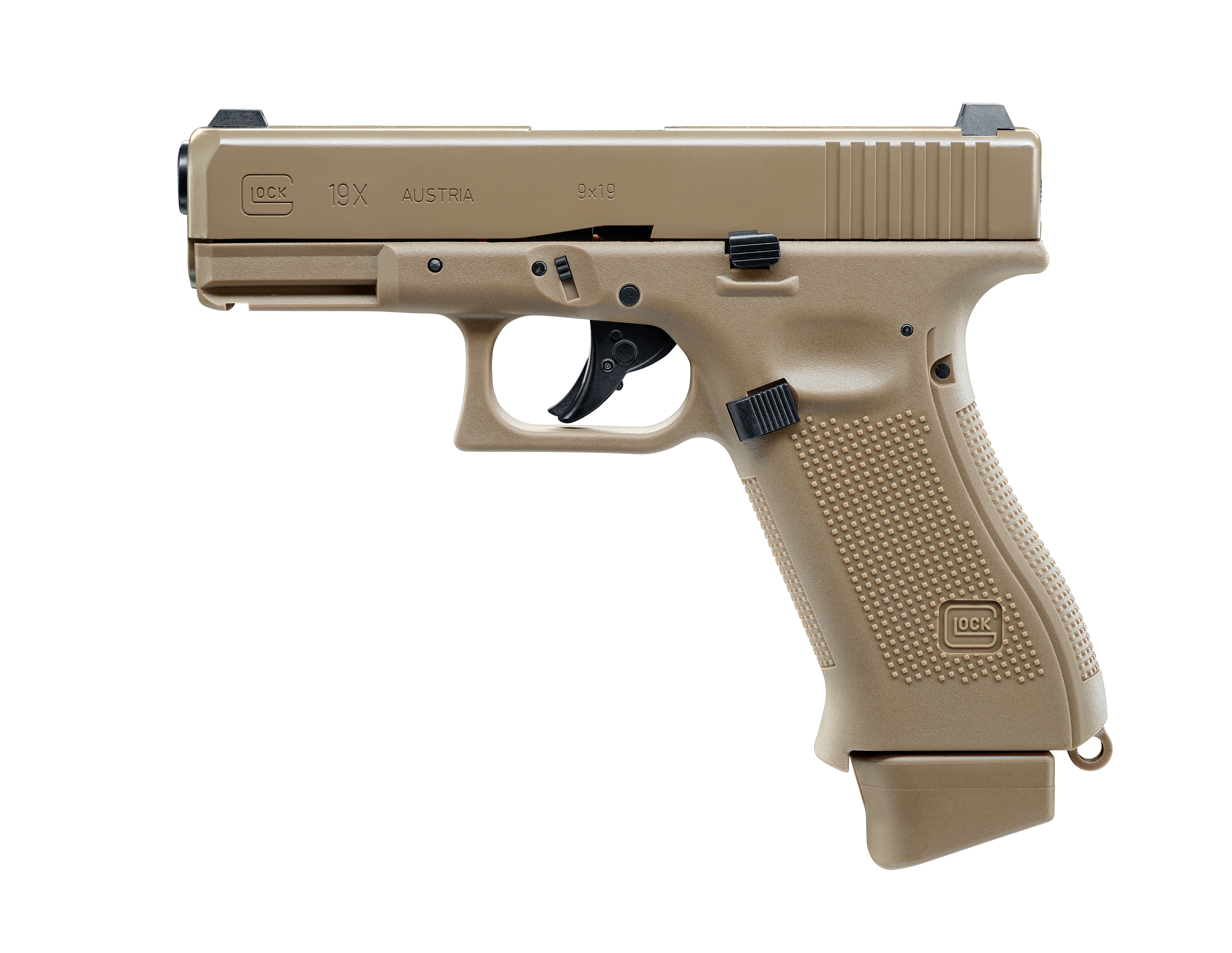 GLOCK (Umarex) Airsoft CO2 G19X