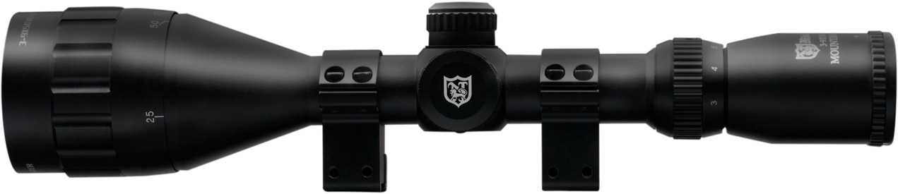 NIKKO STIRLING Rifle Scope Mountmaster HMD